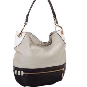 orYANY Whitney ColorBlock Shoulder Bag Multi